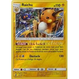 Raichu 41/147 PV110 Carte...