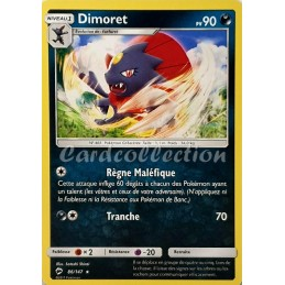 Dimoret 86/147 PV90 Carte...