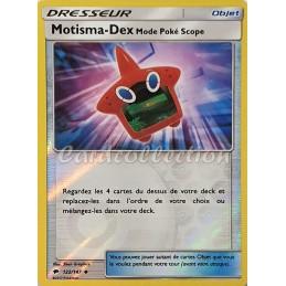 Motisma-Dex Mode Poké Scope...