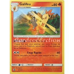 Galifeu 5/70 PV80 Carte...
