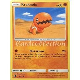 Kraknoix 32/70 PV60 Carte...