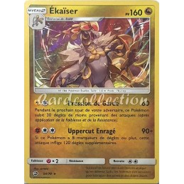 Ékaïser 54/70 PV160 Carte...