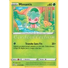 Mimantis 14/163 PV60 Carte...