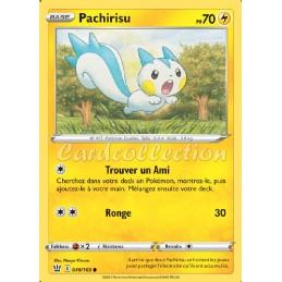 Pachirisu 49/163 PV70 Carte...