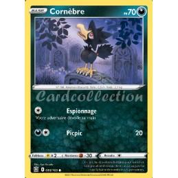 Cornèbre 93/163 PV70 Carte...
