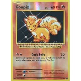 Goupix 14/108 PV60 Carte Pokémon™ commune reverse Neuve VF