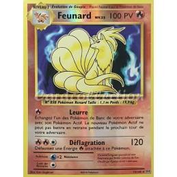 Feunard 15/108 PV100 Carte Pokémon™ Rare Holo Reverse Neuve VF