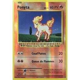 Ponyta 19/108 PV60 Carte Pokémon™ commune Reverse Neuve VF