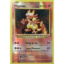 Magmar 20/108 PV80 Carte Pokémon™ reverse peu commune Neuve VF