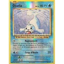 Otaria 28/108 PV80 Carte Pokémon™ reverse commune Neuve VF