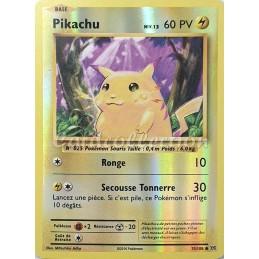 Pikachu 35/108 PV60 Carte Pokémon™ commune Reverse Neuve VF