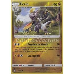 Écaïd 53/70 PV90 Carte Pokémon™ commune reverse Neuve VF