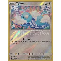 Tylton 57/70 PV50 Carte Pokémon™ commune reverse Neuve VF