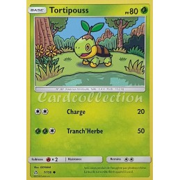 Tortipouss 7/156 PV80 Carte...
