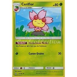 Ceriflor 11/156 PV80 Carte Pokémon™ peu commune Neuve VF