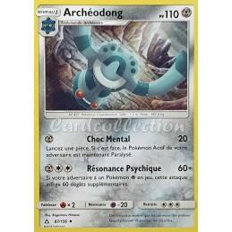 Archéodong 87/156 PV110 Carte Pokémon™ peu commune Neuve VF