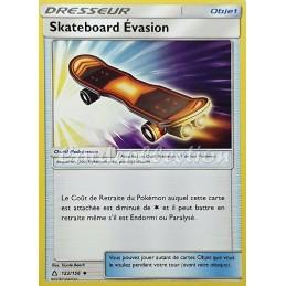 Skateboard Evasion 122/156 Carte Pokémon™ dresseur Neuve VF