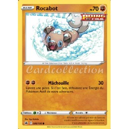 Rocabot 86/198 PV70 Carte...