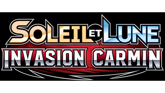 Logo Invasion Carmin SL4 Pokémon