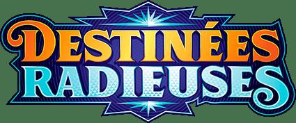 Logo Destinées Radieuses EB4.5 Pokémon TCG